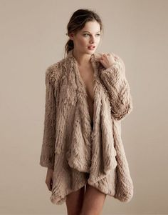 d0b76ded8a De 61 beste bildene for Rabbit fur vest