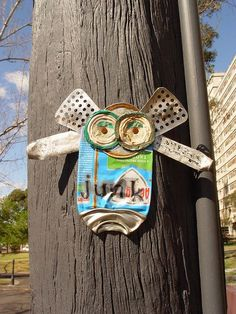 scrap and junk community art