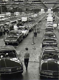 P6 production line.