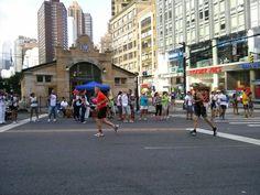 New York City Triathlon- Jul 14, 2013