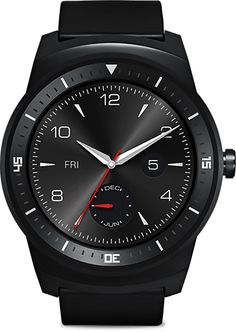 Android Wear LG G Watch R