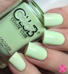 Color Club Poptastic Pastel Neon Collection Swatches & Review | Cosmetic Sanctuary
