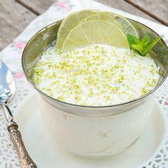 Veja esta de Receita de Mousse de Lima. Esta e outras deliciosas receitas no site de nestlé Cozinhar.