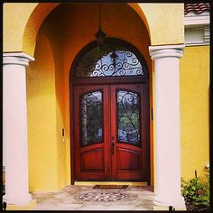 grand front door entrances | Recent Photos The Commons Getty Collection Galleries World Map App . & grand front door entrance | Double front door | Bifold closet ... Pezcame.Com