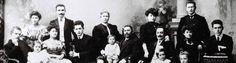 Joseph Abramovich Marchak (1854-1918) et sa Famille