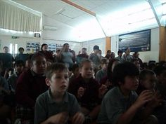 Panmure Bridge took part in singing Islands at their whole school assembly with a group leading the sign language and a group playing ukulele.  Cheers Bronwyn Eeles