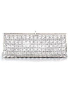 Silver Satchel Shape Glitter Silk Womans Evening Bag. Silver Satchel Shape Glitter Silk Womans Evening Bag. See More Evening Bags at http://www.ourgreatshop.com/Evening-Bags-C769.aspx