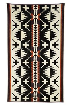 Pin for Later: 12 Creepy-Chic Finds to Decorate With All Year Spider Rock Print Towel The bold print of this Pendleton Spider Rock Towel ($50) will add texture and depth to your bathroom.