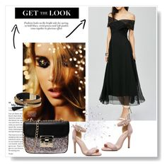 """""""Get the Look - Rosegal 71"""" by n-lejla ❤ liked on Polyvore featuring Simons"""