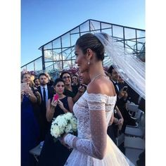 What it looks like when a former Victoria's Secret Angel gets married in Mykonos: Image credit: Instagram.com/thestepfordwife