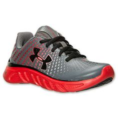 4faf4a1a940959 Boys  Little Kids  Under Armour Spine Clutchfit Running Shoes