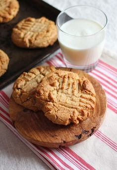Bake Shoppe Peanut Butter Cookies.