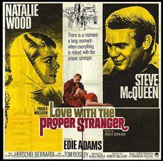 Image result for love with the proper stranger