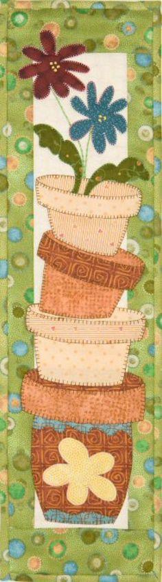 MM306 Stack 'o Flower Pots