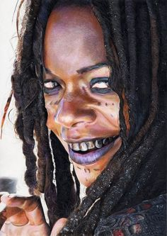 calypso voodoo priestess pirates of the caribbean - Makeup