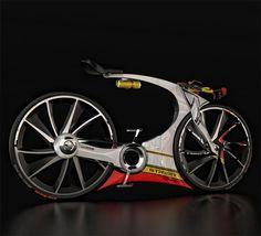 Triathlon Concept Bike Race by Flavio Adriani
