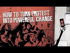 How to turn protest