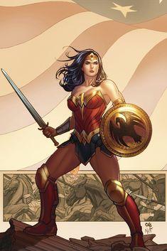 Wonder Woman Variant by Frank Cho. Star Wars Boba Fett, Star Wars Clone Wars, Star Wars Art, Star Trek, Bad Comics, Batman Comics, Gotham Batman, Batman Robin, Marvel Films