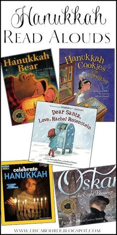 Hanukkah themed read