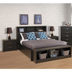 Valhalla Designer Series Floating King Headboard with Integrated