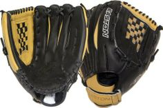 """Easton Havoc Series 13"""" Softball Glove HVC13 Right Hand Throw by Easton. $29.95. Buffalo leather construction. Welted Woven web pattern. Ideal Fit system. Outfield/Pitcher model. Lock Down adjustable quick binding system. The Easton HVC13 offers flexibility and comfort plus durability. Adjustable quick binding straps give a custom fit."""