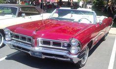 1965 Pontiac Parisienne Convertible | ILoveClassicCarsHQ.com