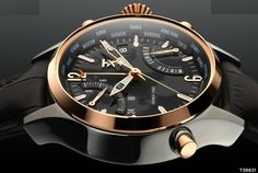 TIMEX TX WORLD TIMER 500 SERIE T3B831