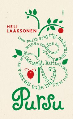 Title: Pursu   Author: Heli Laaksonen   Designer: Tuuli Juusela
