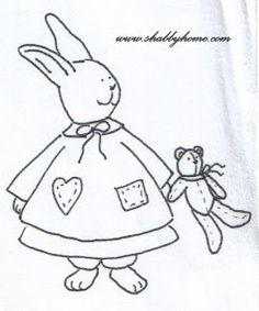 """Shabby Home: """"Lavoretti"""" di Pasqua... Easter odd jobs..."""