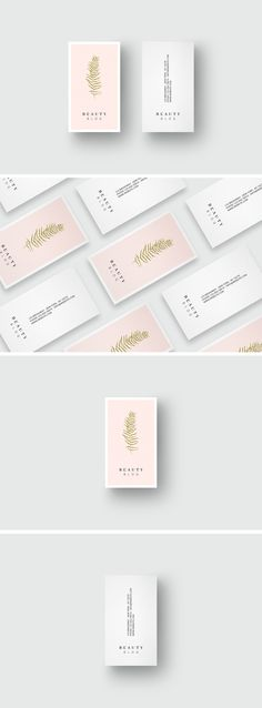 Elegant multipurpose business card template with golden leaf – PSD-File. Grab it for only $9 at my Creative Market shop. Professional business card template, perfect for modern and cool corporate appearance for business companies or personal persons. This layout is simple, handmade, unique and for multipurpose opportunities; have a good inspiration, grab some ideas and DIY.