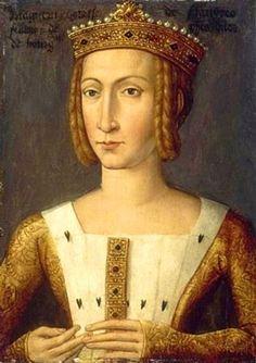 marguerite von bayern | Margarete von Burgund, Herzogin von Bayern-Straubing, oder ihre Mutter ...