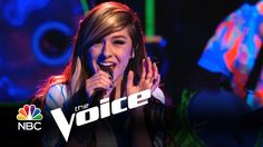 "Christina Grimmie: ""Some Nights"" (The Voice Highlight) - that high note with the balloons is amazing!"