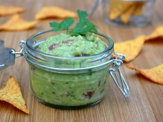Guacamole version mexicaine
