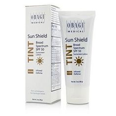 Sun Shield Tint Broad Spectrum SPF 50 - Warm - 85g-3oz