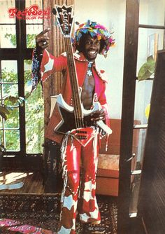 Bootsy Collins Soul Music, My Music, James Brown, Art After Dark, Bootsy Collins, Parliament Funkadelic, George Clinton, Soul Funk, African Diaspora