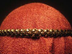 Solid brass braided circlet by SpiritoftheGoddess on Etsy, $36.00 Ed North's circlet