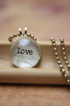 How to Make a Bubble Charm Jewelry Pendant and ROCK your Passion with Awesome Accessories
