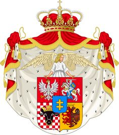 Historical Flags of Our Ancestors - The Evolution of the Polish Coat-of-Arms - Part 1 Poland History, European Languages, Central Asia, Deviantart, Eastern Europe, Military History, Coat Of Arms, Herb, Evolution