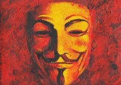 Anonymos by GTT-ART