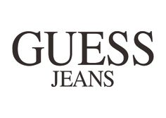 Vector logo download free: Guess Jeans Logo Vector