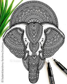 Mandala Art Therapy, Mandala Art Lesson, Mandala Artwork, Mandala Drawing, 3d Art Drawing, Mandala Design, Mandela Art, Doodle Art Designs, Art Painting Gallery