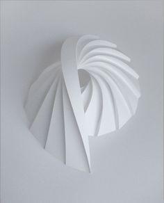 LOTS of crazy beautiful paper sculptures ! (by Mattshlian.com)
