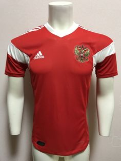 2018 world cup Russia Soccer Jerseys 2018 world cup Russian Home red Football uniform