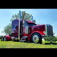 Peterbilt custom 379 - We lease used trailers in any condition. Contact USTrailer and let us lease your trailer. Click to http://USTrailer.com or Call 816-795-8484