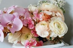 Fjura x Alex Eagle Standard Bouquet of Flowers - Alex Eagle Wedding Flowers, Floral Wreath, Eagle, Bouquet, Bloom, Wreaths, Beautiful, Decor, Life
