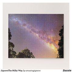 JigsawsThe Milky Way. Jigsaw Puzzle