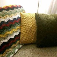 deken gemaakt door mijn dochter