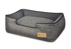 Designer PLAY Lounge Bed - Houndstooth Collection (4 Colors)