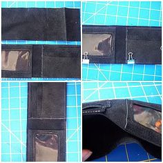 Leather Wallet Tutorial
