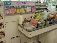 Supermarket checkouts [2005] : Nigel Shafran